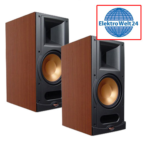 klipsch reference rb81 rb 81 kirsche rb 81 paar ebay. Black Bedroom Furniture Sets. Home Design Ideas